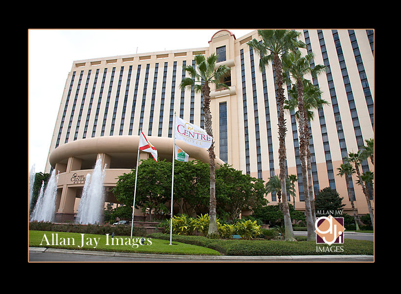 Host hotel - the Rosen Centre